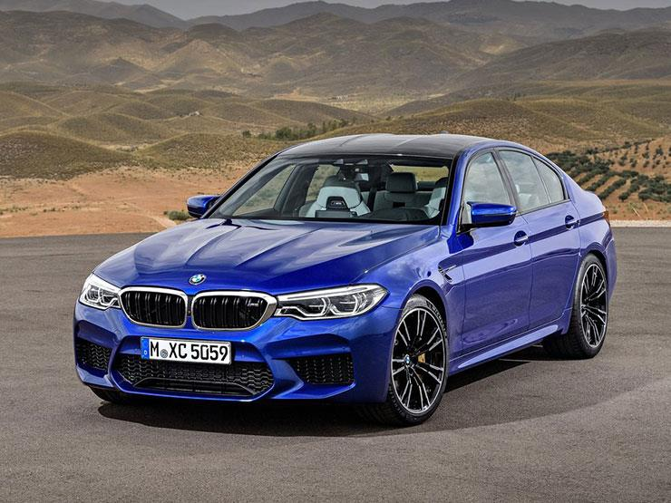 أهم مواصفات سيارة BMW M5