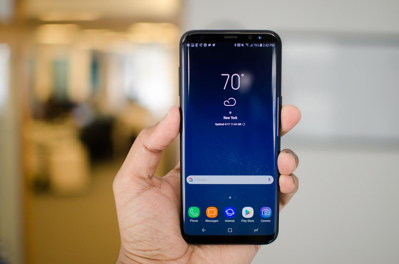 تعرف الى هاتف Galaxy S8