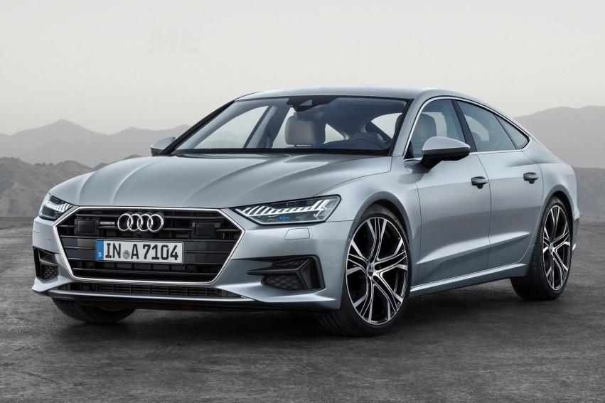 ما هي أبرز مواصفات سيارة Audi A7 2018 ؟