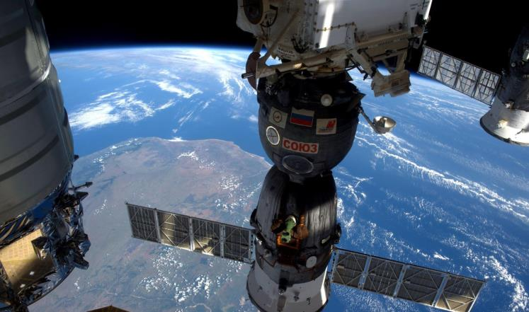كيف يعيش رواد الفضاء في المحطة الدولية؟