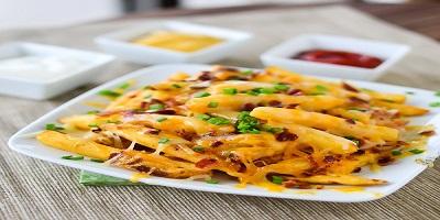 البطاطا المكسيكيّة مع الجبن