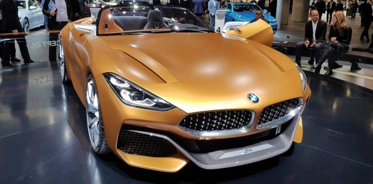 سيارة BMW 2018-نقش