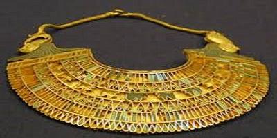 مجوهرات الفراعنة القديمة