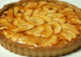 من المطبخ الأمريكي .. فطيرة التفاح