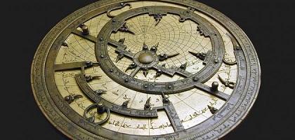 الإسطرلاب استخدام النجوم للملاحة وضبط الوقت