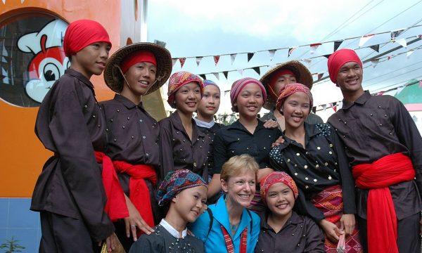 شعب الياكان من جنوب الفلبين