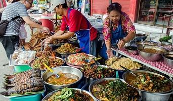 أكلات من الشارع المكسيكي