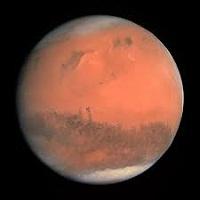قطعة من المريخ على الأرض