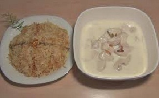 عمل الشاكرية السورية مع الأرز