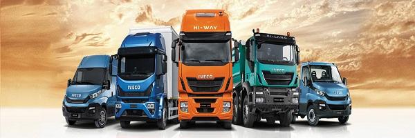 تاريخ صناعة الشاحنات وأنواعها