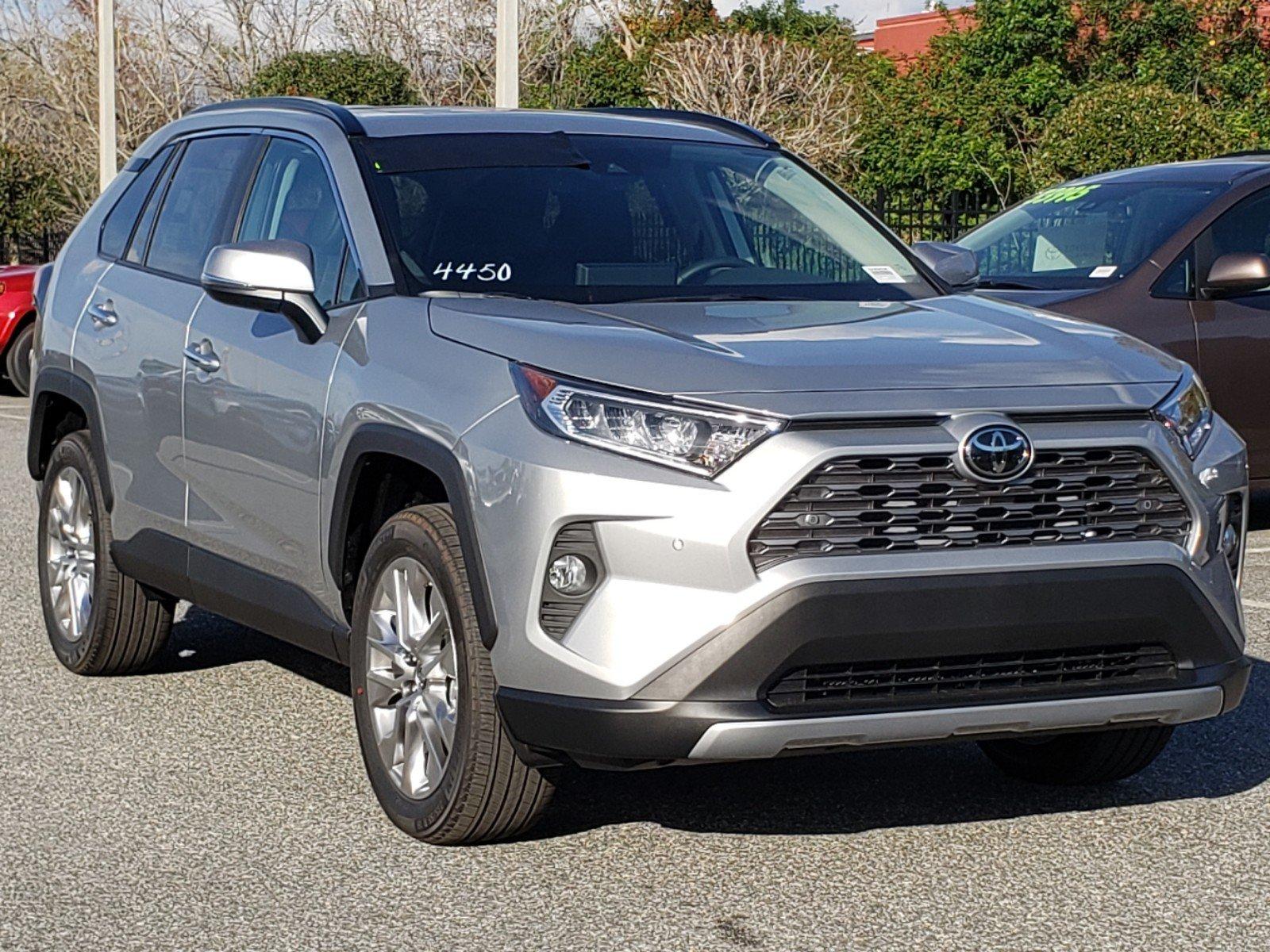 • 2019 Toyota RAV4 Limited