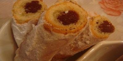 من المطبخ المغربي .. أصابع التمر المقلية